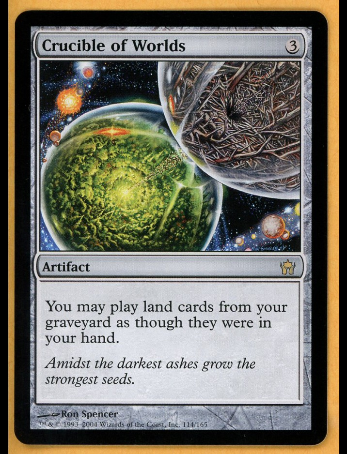 Fifth Dawn Crucible of Worlds