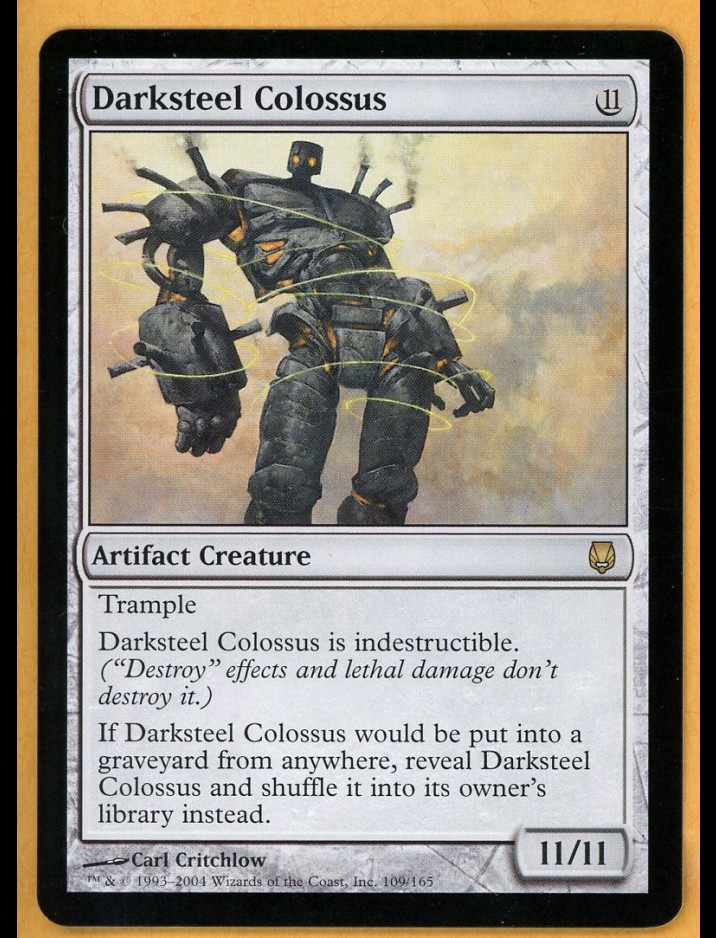 Darksteel Darksteel Colossus