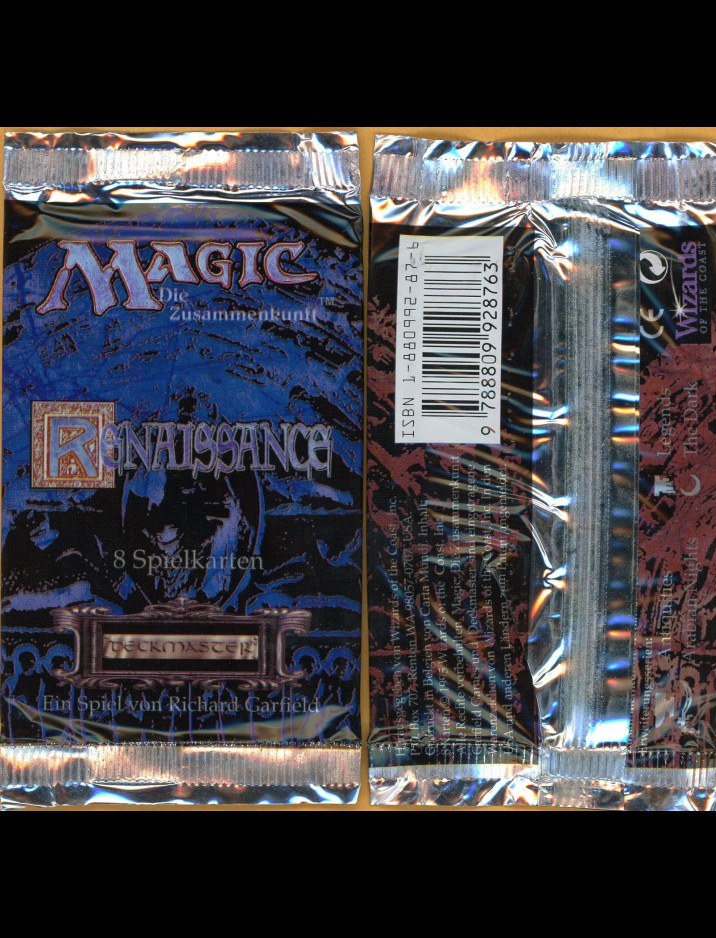 German Chronicles Booster Pack