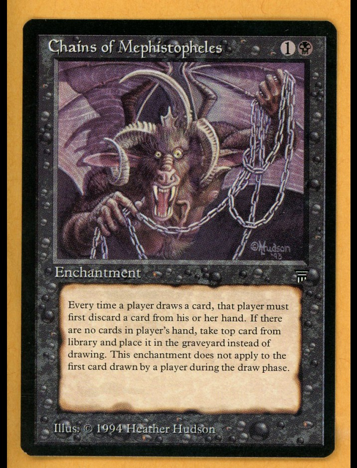 Legends Chains of Mephistopheles