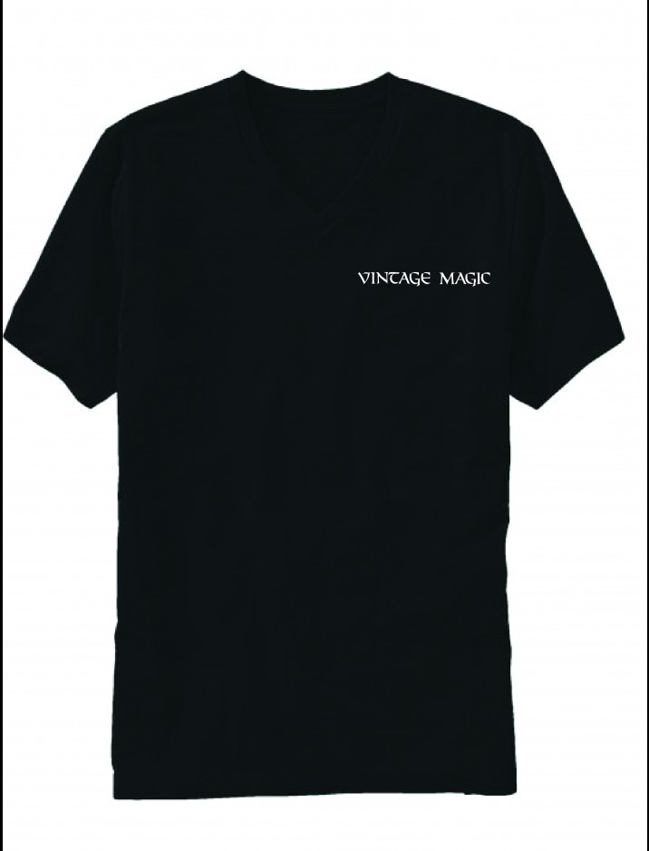 Vintage Magic V-Neck T-Shirt