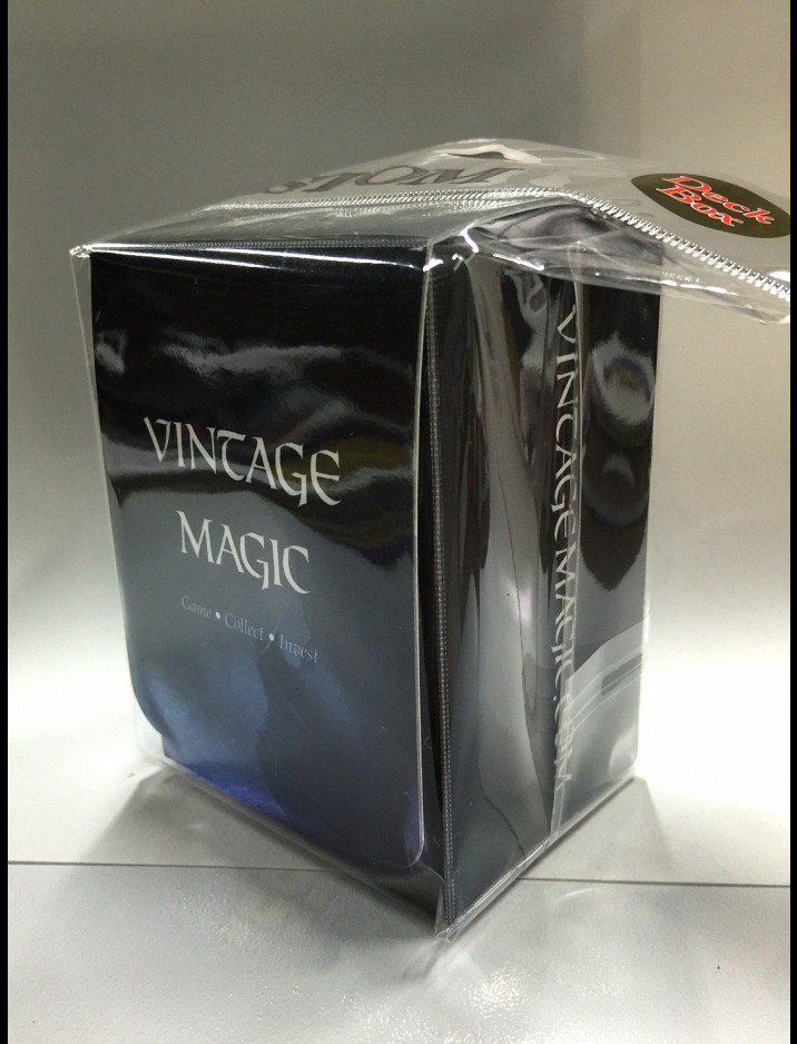 Vintage Magic Deck Box