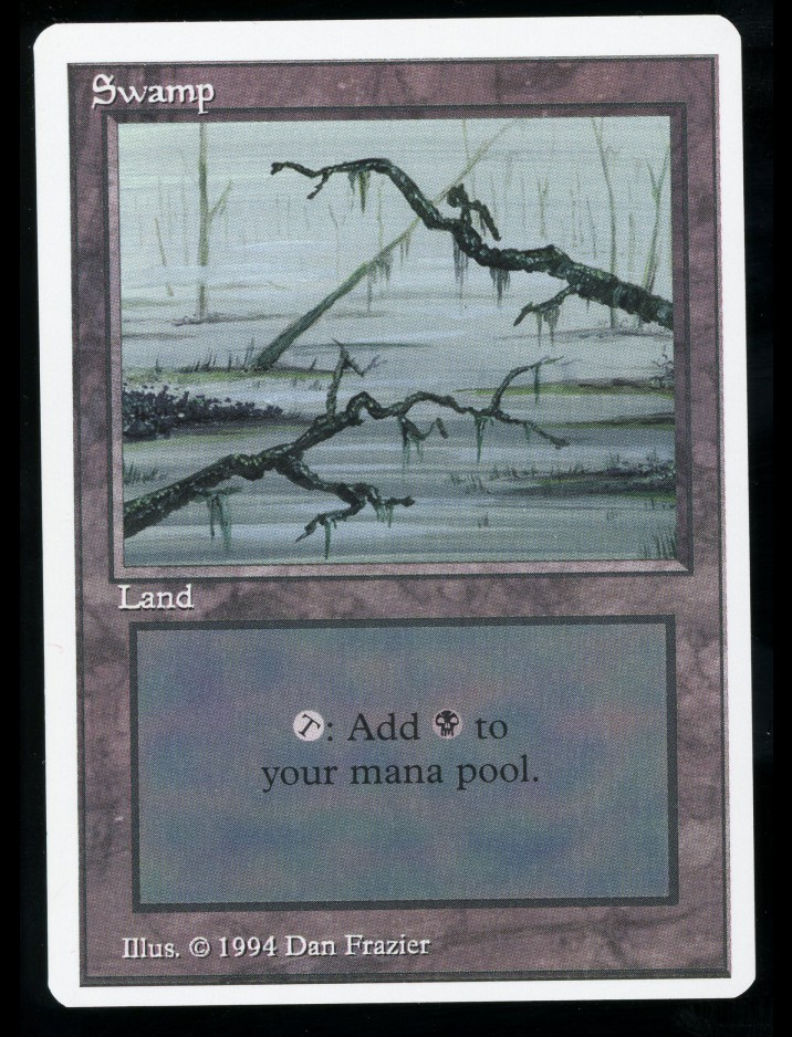 Summer Magic Swamp {Two Branch}