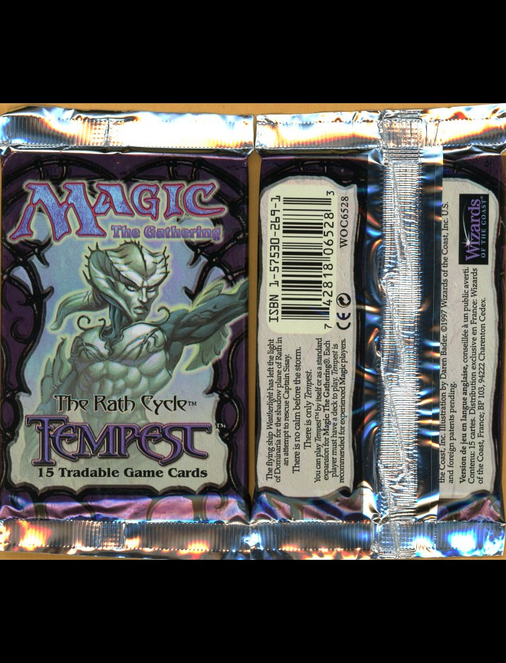 English Tempest Booster Pack
