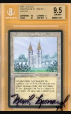 BGS 9.5 MTG Legends The Tabernacle at Pendrell Vale