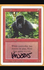 Signed Revised Kird Ape