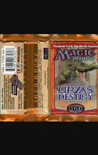 English Urza's Destiny Booster Pack