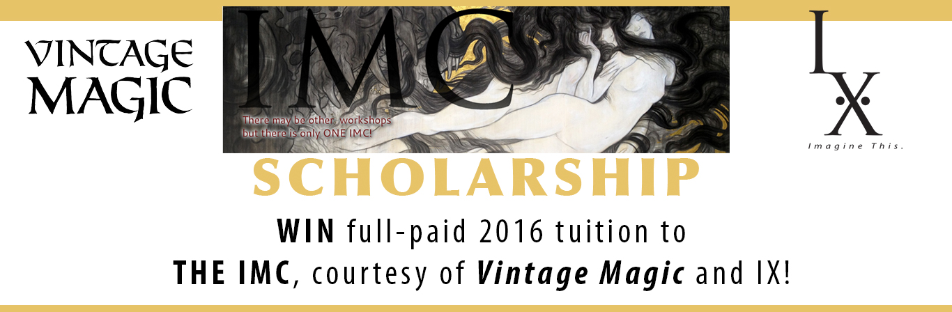 THE IMC Annual Scholarship